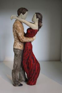 One True Love Figurine by More Than Words Collectable Anniversary Birthday Gift